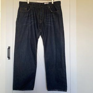 Hugo Boss NWT COMFORT FIT BIG AND TALL JEANS 42x34